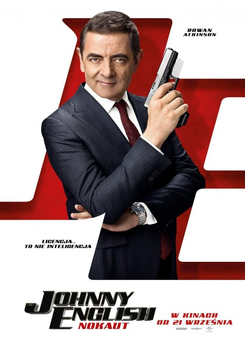 okładka filmu Johnny English Strikes Again